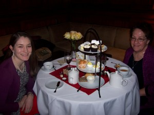 Tea at The Heathman
