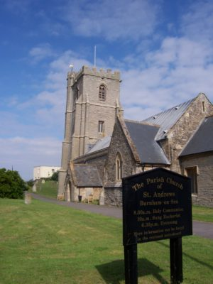 St Andrew's Church, Burnam-on-Sea